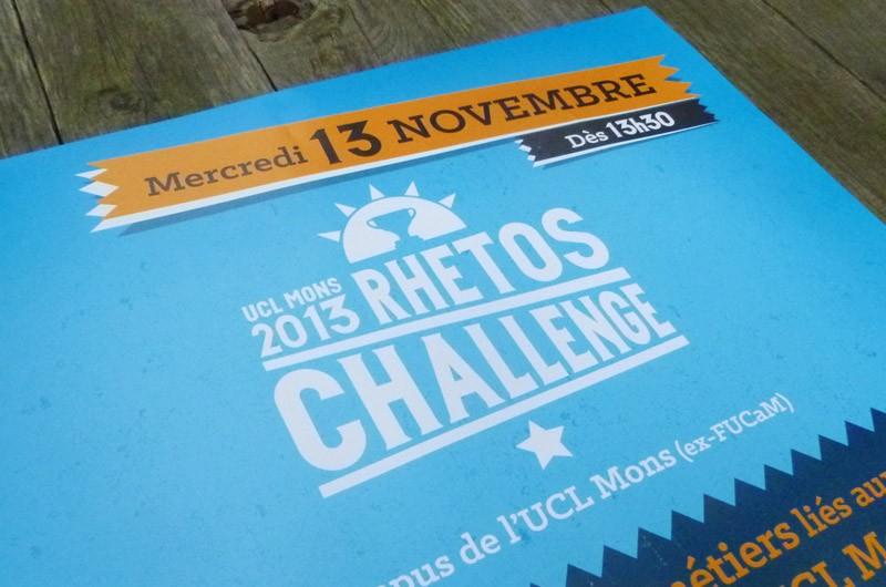 Rhétos Challenge – UCL Mons