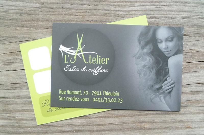 L'Atelier- Salon de coiffure
