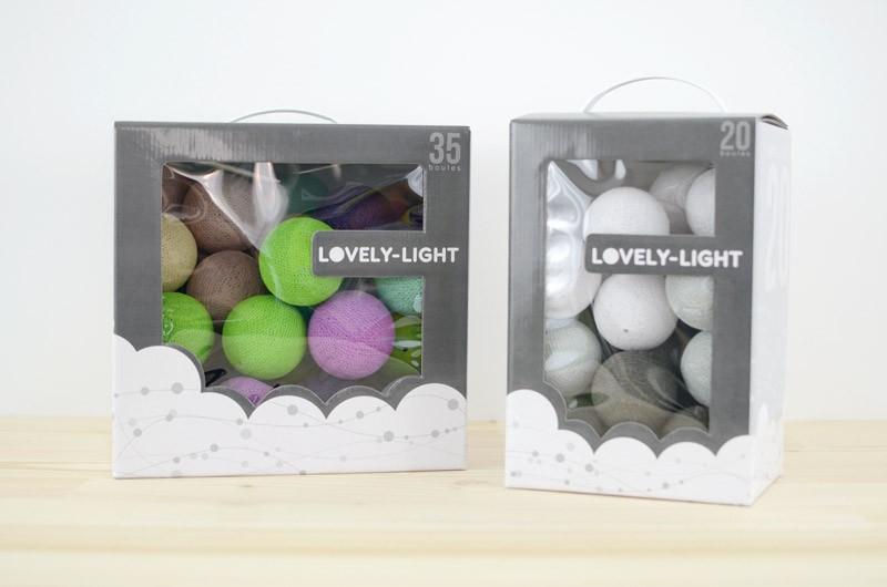 Packaging Lovely-light